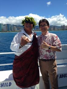 ハワイでの海洋葬と散骨ツアー