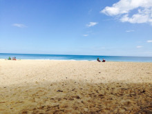 ローカルに人気の穴場ビーチ ベロー フィールド ビーチパーク