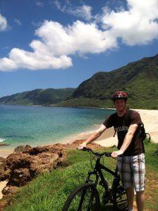 シェアバイクでハワイの楽しみが増えます