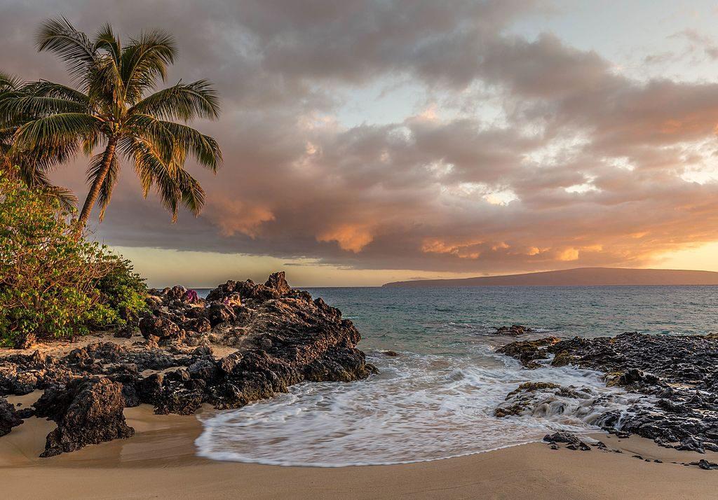 アメリカ人が好むマウイ島のビーチタウン