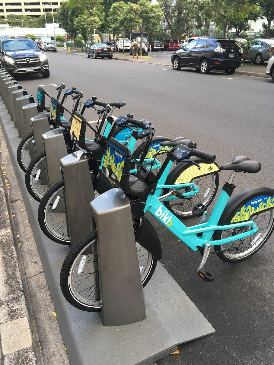 電動自転車レンタル