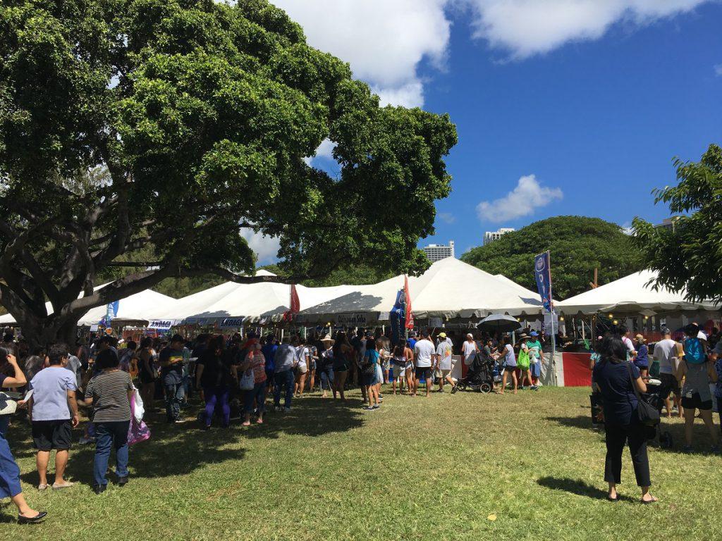 沖縄フェスティバルのグルメレポート!