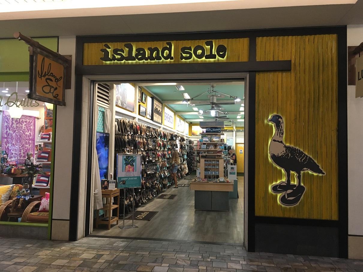 世界に1つだけのフォトスタンドが作れるアラモアナのお店を見つけました