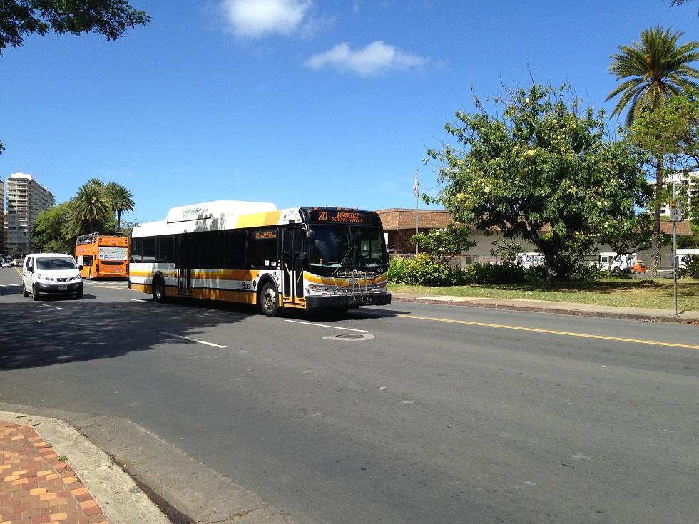 ホノルル市バス「ザ・バス」値上げを検討