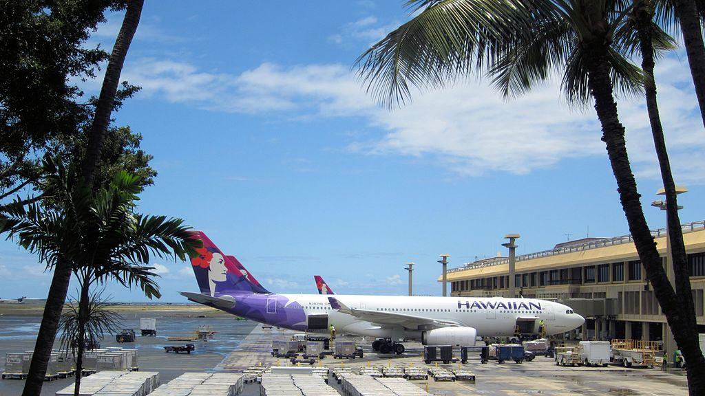 来春からJALとハワイアン航空のパートナーシップが始まります