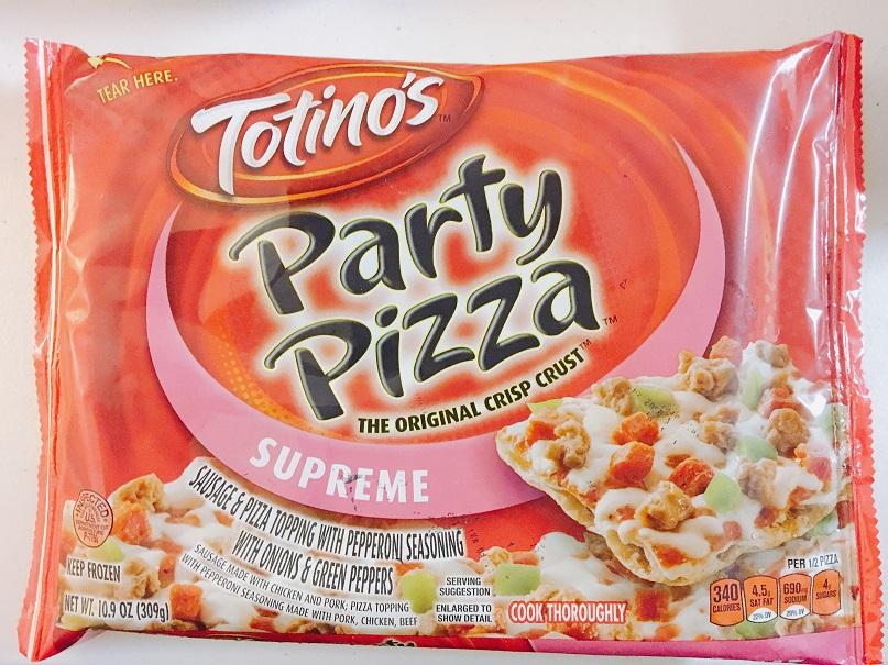 お勧めの冷凍ピザのご紹介