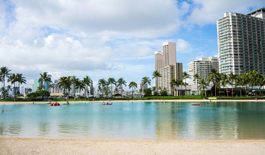 ハワイはアメリカで一番高いホテル代になりました