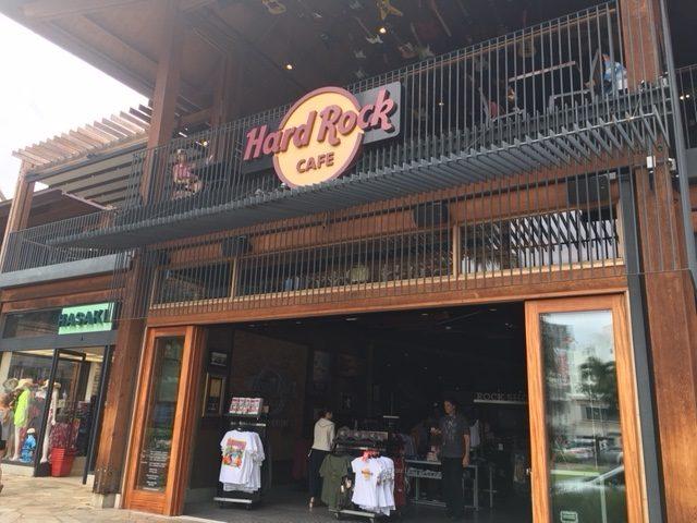 ハワイ限定のグッズが充実!ワイキキのハードロックカフェ