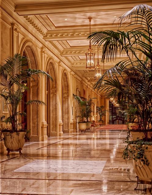 世界のトップホテルランキング:米国のトップ6社は全てタイムシェア部門を有する