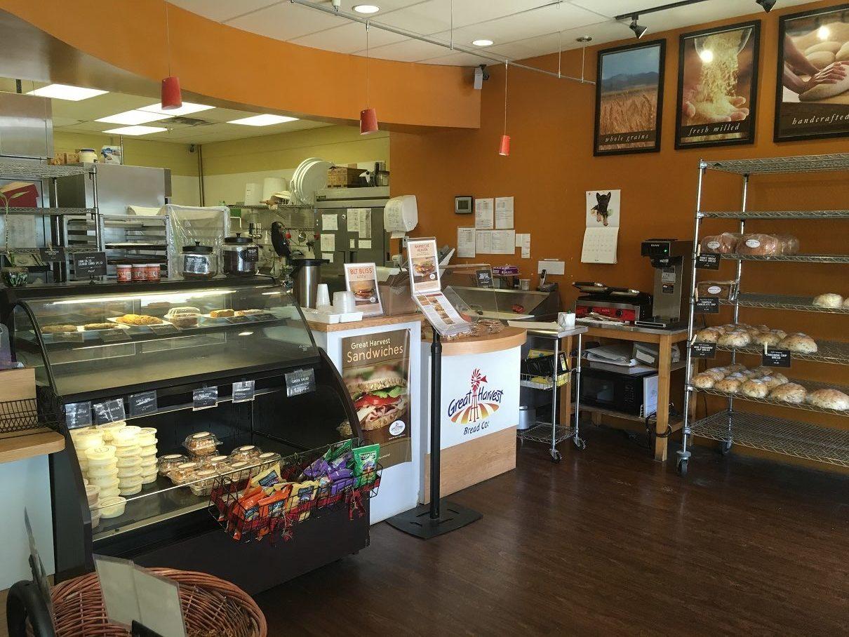 全米で人気の全粒粉のパン屋さん