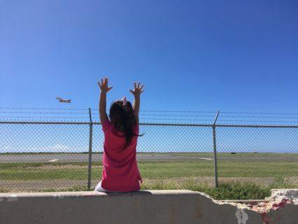飛行機好きなお子様にお勧めのスポット