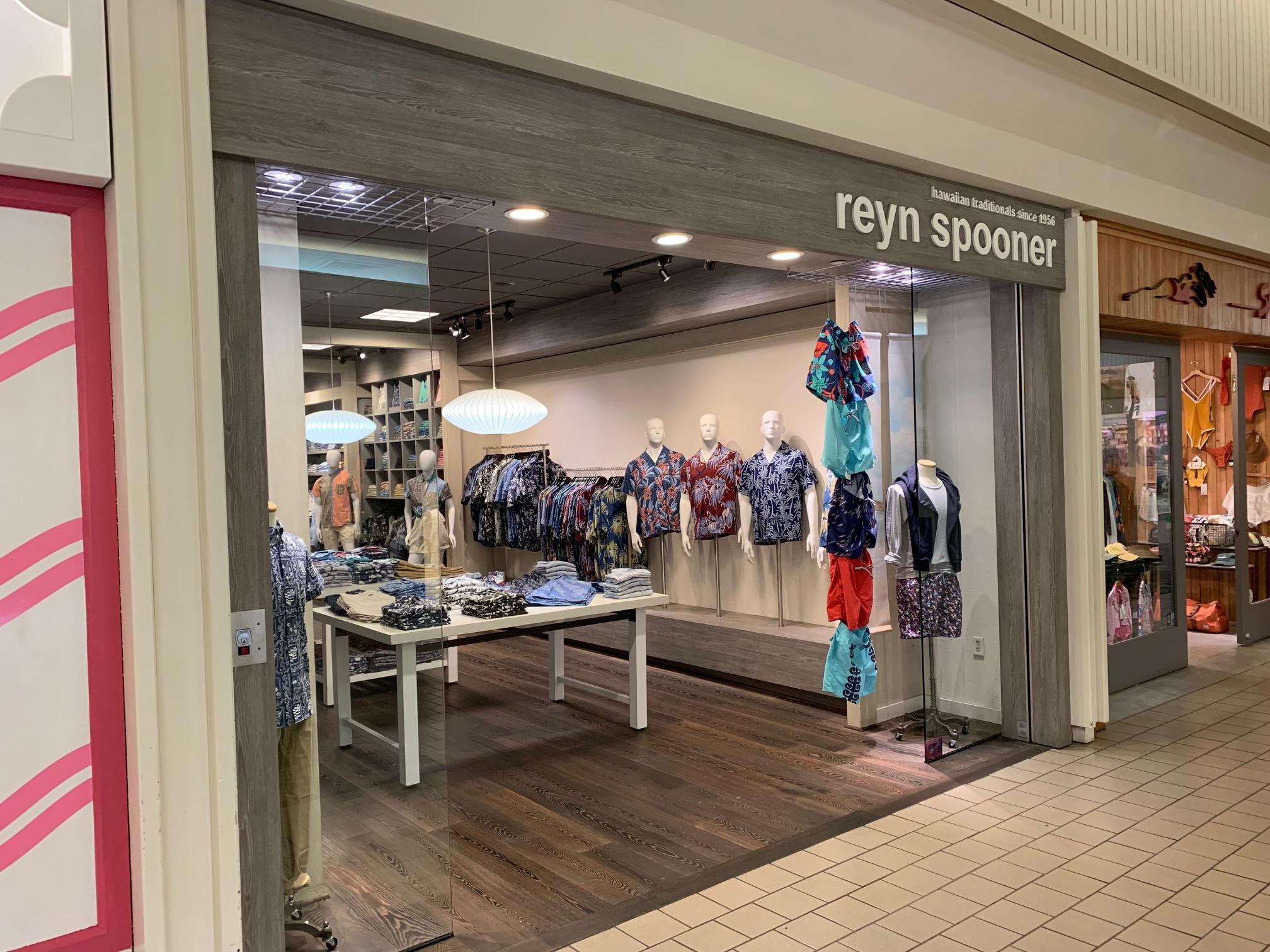 アロハシャツの老舗「reyn spooner」
