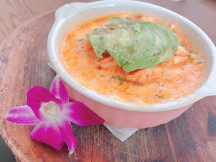 ハワイの大人気店アロハテーブルでカウアイ島の海老ドリア