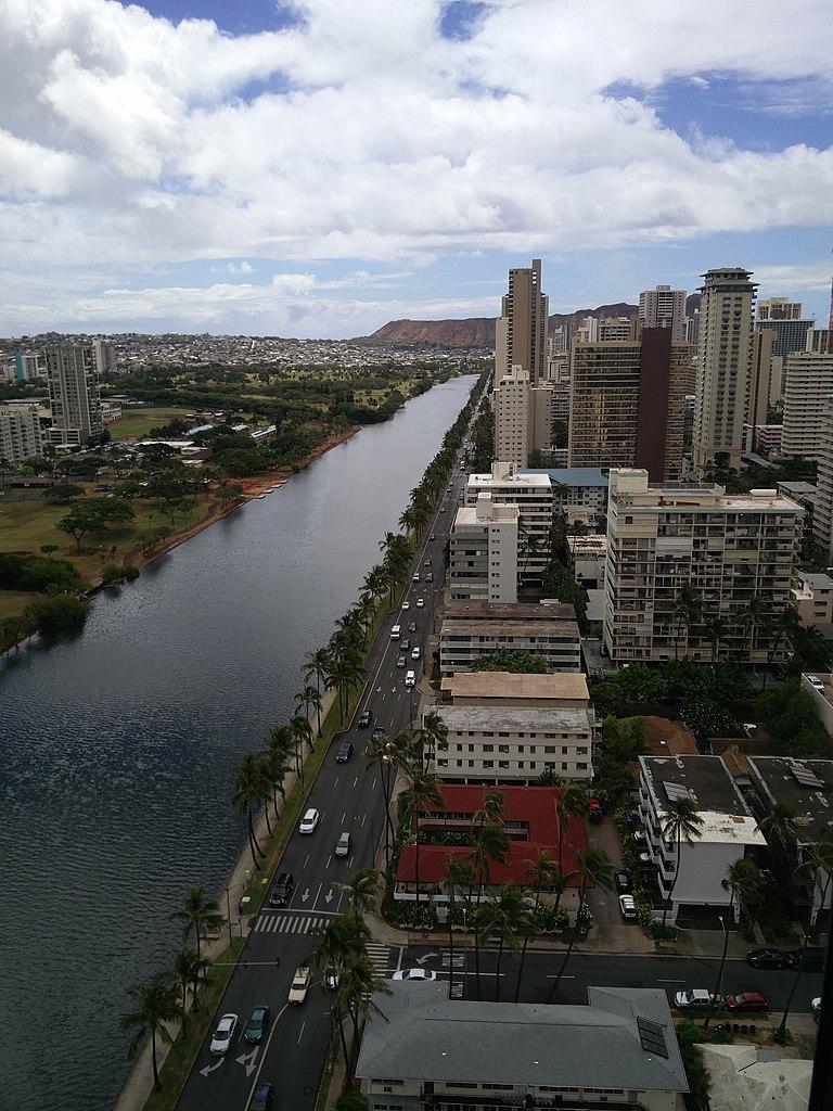 アラワイ運河の浄化工事がいよいよ開始!