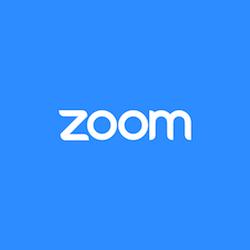 ビデオ会議ツールZoomをダウンロード