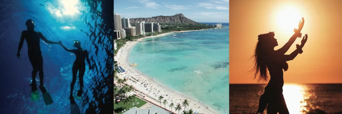 ハワイのタイムシェアに関する資料請求ページ