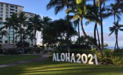 2021年1月のハワイにおけるコロナの感染状況