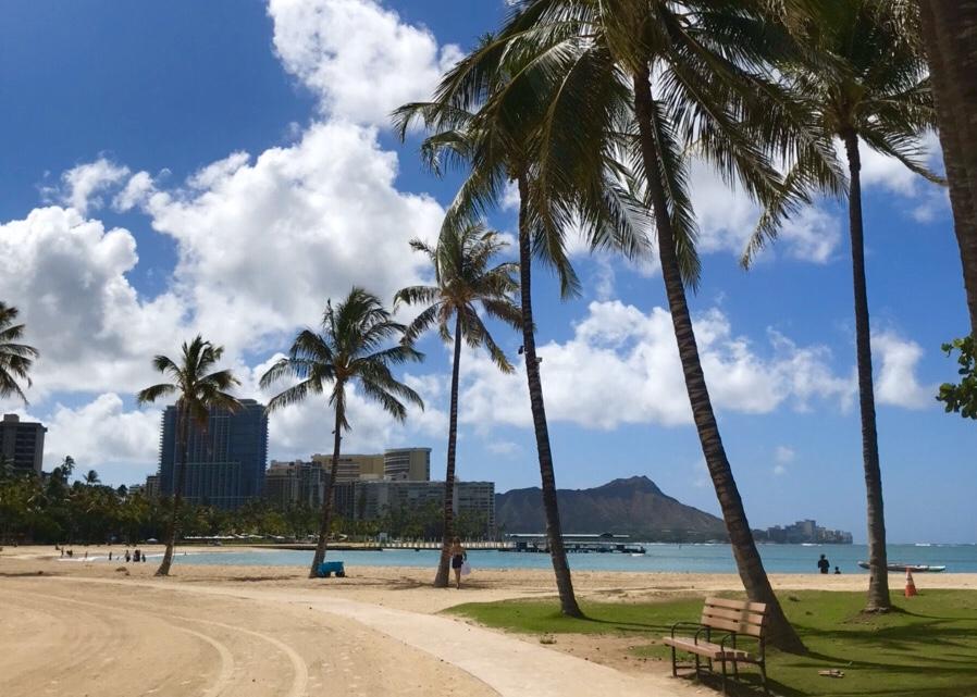 ハワイのホテル・観光業の現状(2021年3月)