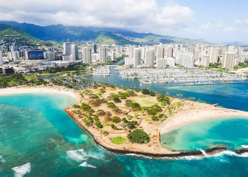 花粉症シーズンはハワイへ避粉
