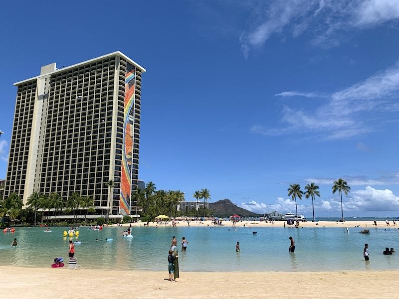 ハワイ州オアフ島のホテル稼働率が2.5倍に(2021年1月〜5月)
