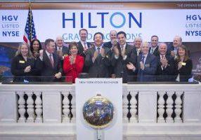ヒルトン 株式 上場