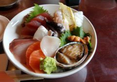 寿司いい sushi iiのチラシ寿司